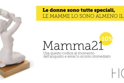 Promozione festa della Mamma